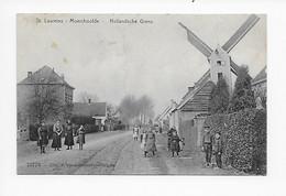 St. Laureins - Moershoofde  -  Hollandsche Grens (Windmolen) - Sint-Laureins