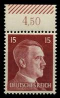 3. REICH 1941 Nr 789 Postfrisch ORA X6F28E2 - Nuovi