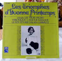 Yvonne Printemps : Les Triomphes - Opera / Operette