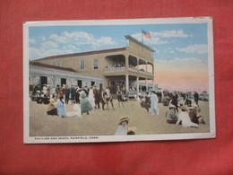 Pavilion & Beach  Fairfield  Connecticut   Ref 4414 - United States