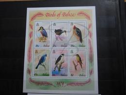 VEND BEAU BLOC DE TIMBRES DE BELIZE N° 5 , XX !!! - Belize (1973-...)