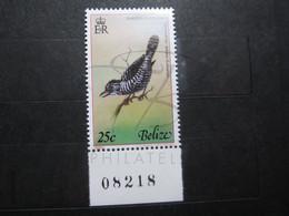 VEND BEAU TIMBRE DE BELIZE N° 482 + BDF , XX !!! - Belize (1973-...)