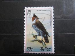 VEND BEAU TIMBRE DE BELIZE N° 485 , XX !!! - Belize (1973-...)
