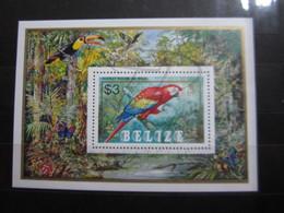VEND BEAU BLOC DE TIMBRES DE BELIZE N° 54 , XX !!! - Belize (1973-...)