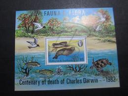 VEND BEAU BLOC DE TIMBRES D ' ANTIGUA N° 63 , XX !!! - Antigua Et Barbuda (1981-...)