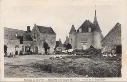 1936 - Environs De CLOYES - Romilly Sur Aigre - Ferme De La Grand'Cour - Altri Comuni