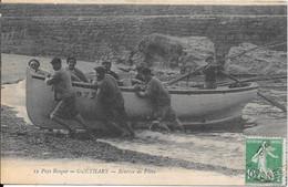 1916 - Guéthary - Retour De Pêche - Guethary