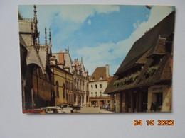 Beaune. Office Du Tourisme S.I. Face Hotel Dieu. Moisy 24/117 - Beaune