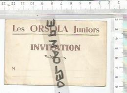 FF / INVITATION ORSOLA JUNIORS / FUNAMBULE @@ CIRQUE - Tickets - Entradas