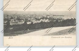 5300 BONN, Ansicht Vom Kreuzberg, Ca. 1905 - Bonn