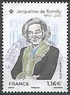FRANCE N° 5380 OBLITERE - Used Stamps