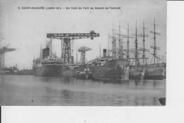 SAINT-NAZAIRE : Un Coin Du Port - Saint Nazaire