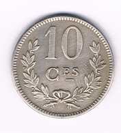 10 CENTIMES 1924  LUXEMBURG /7885/ - Lussemburgo