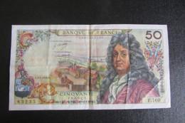 50 Francs Racine - 50 F 1962-1976 ''Racine''