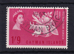 Cayman Islands: 1963   Freedom From Hunger    Used - Iles Caïmans