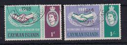 Cayman Islands: 1965   I. C. Y.    Used - Iles Caïmans