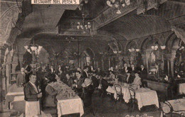 CPA - PARIS - RESTAURANT NOËL PETER'S - Edition Cl.Bover - Cafés, Hoteles, Restaurantes
