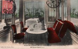 CPA - PARIS - RESTAURANT NOËL PETER'S - Edition Leville - Cafés, Hoteles, Restaurantes