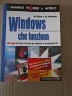 # WINDOWS CHE FUNZIONA / I MANUALI DI PCWORD E APOGEO - Informatica
