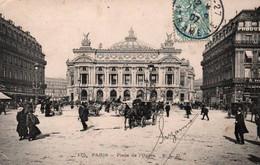 CPA - PARIS - PLACE De L'OPERA - Edition E.L.D. - Plazas
