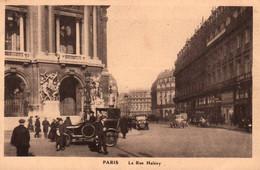 CPA - PARIS - Rue HALEVY ... - Edition Gds Magasins Galeries LAFAYETTE - Distretto: 09