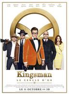 """Affiche De Cinéma Authentique """" KINGSMAN - LE CERCLE D'OR """" Format 120X160CM - Afiches & Pósters"""