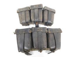 Deux Portes Chargeur K98 - Armas De Colección