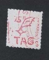 Reproduction Guyane Poste Aérienne N° 2 75 C Rouge - Sonstige