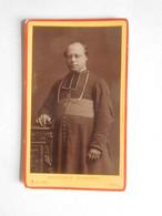 Photo Prêtre Vers 1900 Michel Gand - Ohne Zuordnung