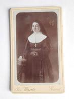 Photo Religieuse Vers 1900 Wante Gand - Ohne Zuordnung