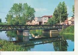 ITALIA - MIGLIARO (ferrara) - Ponte Sul Volano Animata, Viag.1972, For.grande - 2020-E-114 - Ferrara