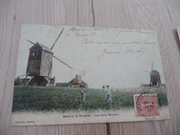 CPA 45 Loiret Beaune La Rolande Les Deux Moulins - Beaune-la-Rolande
