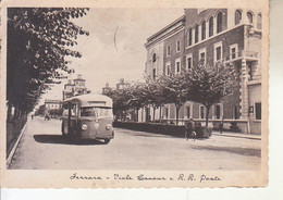 ITALIA - FERRARA - Leggi Testo, Animata, Viag.1941, For.grande - 2020-E-124 - Ferrara