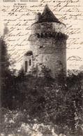 CAZOULES - Ruines Féodales De Mareuil . ( Rare ) - Andere Gemeenten