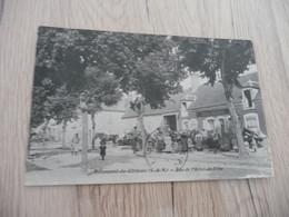 CPA 77 Seine Et Marne Beaumont Du Gatinais Rue De L'Hôtel De Ville - Autres Communes