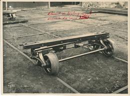 Photo 17 X 23 Cm - Chemin De Fer, Matériel Ferroviaire, Elément De Triplory - Other