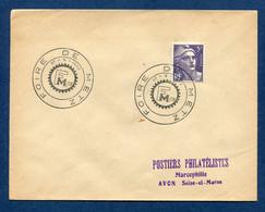 ⭐ France - FDC - Premier Jour - Foire De Metz - 1952 ⭐ - ....-1949