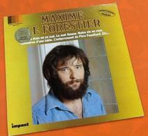 Vinyle 33 Tours  Maxime Le Forestier Si Tu étais Né En Mai (1978)  Polydor 6886516 - Vinyl-Schallplatten