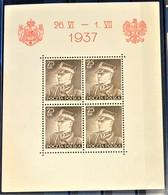 POLAND 1937 - MNH - Sc# 314-316 - 3 Blocs! - Ongebruikt