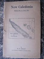 NOUVELLE CALEDONIE - KNOW HER TO LOVE HER - NEW CALEDONIA - H.P. SCHMIDT - 1944 - Esplorazioni/Viaggi