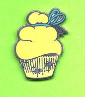 Pin's Disney Fée Clochette Petit Gâteau / Cupcake -- 7B26 - Disney