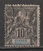 Ste-Marie-de-Madagascar N° 5 - Usati