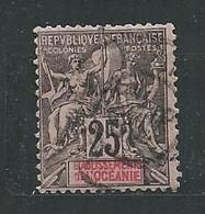 OCEANIE N° 8 OB TB - Used Stamps