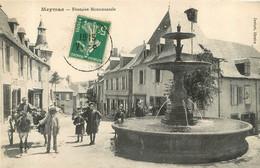 MEYMAC FONTAINE MONUMENTALE - Otros Municipios