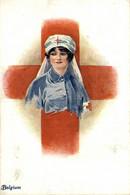 Belgium. Red Cross La Croix Roug 1914/15 WWI WWICOLLECTION - Weltkrieg 1914-18