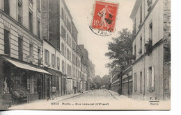 PARIS - Rue Lakanal - District 15