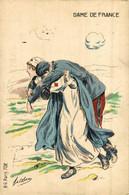 Dame De France. Red Cross La Croix Roug 1914/15 WWI WWICOLLECTION - Weltkrieg 1914-18