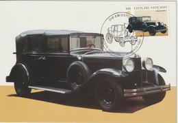 Vatican Carte Maximum 1997 Automobile Graham Paige 1060 - Maximum Cards