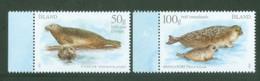 Iceland 2011; Seals, Michel 1302-1303.** (MNH) - Nuovi