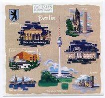 RC 12005 FRANCE BF N° 88 BERLIN CAPITALES EUROPÉENNES BLOC FEUILLET NEUF ** A LA FACIALE - Ungebraucht